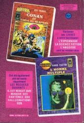 Verso de Névrose (1re série - Arédit - Comics Pocket) -Rec02- Album N°3829 (n°5 et n°6)