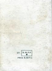 Verso de Yataca (Fils-du-Soleil) -Rec23- Album N°23 (du n°85 au n°88)