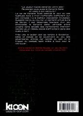 Verso de Darwin's Game -1- Tome 1