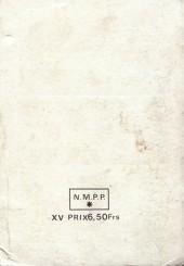 Verso de Tipi -REC16- Album n°16 (du n°46 au n°48)