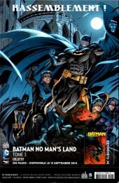 Verso de Batman Saga -28- Numéro 28
