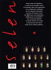 Verso de Selen présente... -14- Étreintes barbares