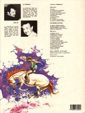 Verso de Comanche -6c1983- Furie rebelle