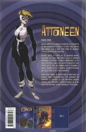 Verso de Attoneen -1- Alien intérieur