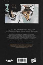 Verso de Fox-Boy -1- La Nuit du renard