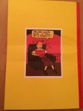 Verso de Tintin - Pastiches, parodies & pirates - Tournesol et l'hydrotryphonar