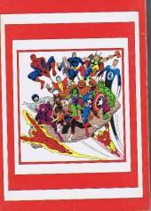 Verso de Spidey -Rec24- Album N°24 (du n°70 au n°72)