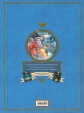 Verso de Le château des étoiles -INT1- 1869 : La Conquête de l'espace - Vol.I