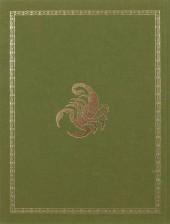 Verso de Le scorpion -3TT- La croix de Pierre