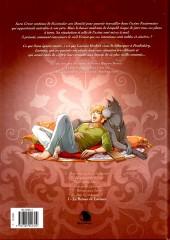 Verso de Princesse Sara -7- Le Retour de Lavinia