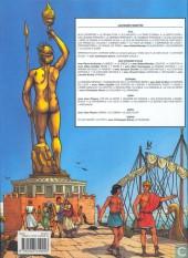 Verso de Alix -HS03c- Avec Alix - L'univers de Jacques Martin