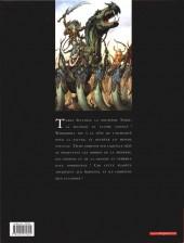 Verso de Chroniques de la Lune Noire -16- Terra Secunda (Livre 2/2)