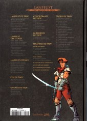 Verso de Lanfeust et les mondes de Troy - La collection (Hachette) -2- Lanfeust de Troy - Thanos l'incongru