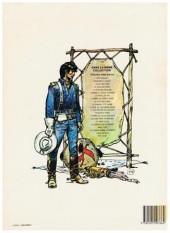 Verso de Blueberry -15b1987- Ballade pour un cercueil