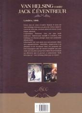 Verso de Van Helsing contre Jack l'Éventreur -2- La Belle de Crécy