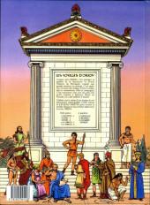 Verso de Orion (Les voyages d') -5- Rome (2)