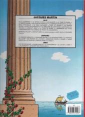 Verso de Alix -3d1996- L'île maudite