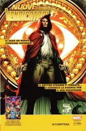Verso de Iron Man (Marvel Now!, en italien) -2- Iron Man - New Avengers