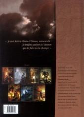 Verso de L'assassin Royal -8- Astérie Chant-d'Oiseau