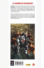 Verso de Bloodshot (Bliss Comics - 2013) -3- La Guerre des Harbingers