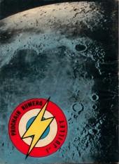 Verso de Jet Logan (puis Jet) -4- Péril dans l'espace