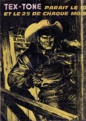 Verso de Tex-Tone -286- Bains de boue