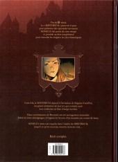 Verso de Les enquêtes du Misterium -1- Le Mystère Baphomet