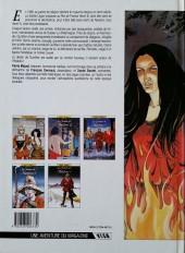 Verso de Les chemins de Malefosse -1c1990- Le diable noir