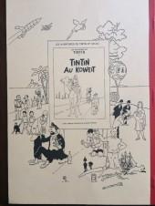 Verso de Tintin - Pastiches, parodies & pirates - Tintin en Syldavie