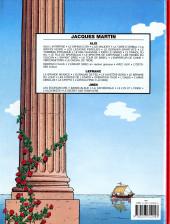 Verso de Alix -7b1990- Le Dernier Spartiate