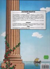 Verso de Alix -8c1996- Le Tombeau étrusque