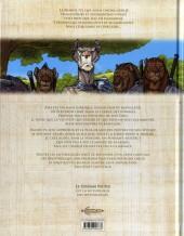 Verso de Le dixième peuple -1- Aha