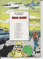 Verso de Buck Danny -37Pub- Le Pilote au masque de cuir