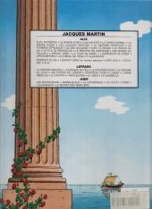 Verso de Alix -11b1997- Le prince du Nil