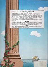 Verso de Alix -15c1997- L'enfant grec