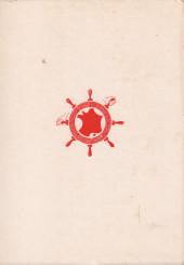Verso de Le songe d'Atthalie - Tome 1