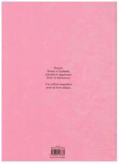 Verso de Beauté -INT TL- L'intégrale