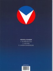 Verso de Michel Vaillant - Nouvelle saison -3- Liaison dangereuse