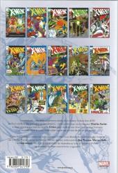 Verso de X-Men (L'intégrale) -21a2014- X-Men : l'intégrale 1969-1970