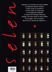 Verso de Selen présente... -28- Les Butineuses