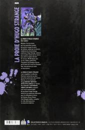 Verso de La Proie d'Hugo Strange