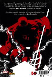Verso de Daredevil (Marvel Graphic Novels) -a- Father