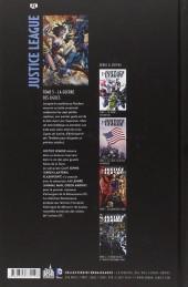 Verso de Justice League (DC Renaissance) -5- La Guerre des Ligues
