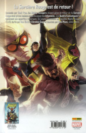 Verso de Mighty Avengers (The) -2- Fronts Multiples