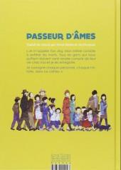 Verso de Passeur d'âmes - Tome 1