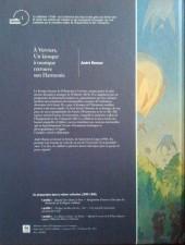 Verso de (AUT) Schuiten, François -14- À Verviers, un kiosque à musique...