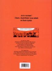 Verso de Les colons du Rio de la Plata -2- Rosario Oriental