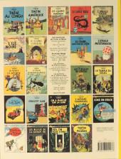 Verso de Tintin (Historique) -23C8- Tintin et les Picaros