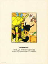 Verso de Agar -3- Eclipso, le magicien de la planète morte
