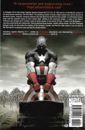 Verso de Captain America (2005) -INT01- Winter Soldier, Volume 1